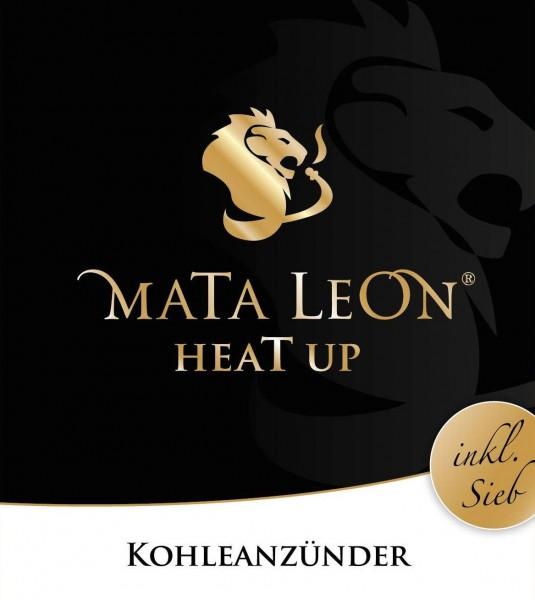 Mata Leon Heat Up Elektrischer Kohleanzünder inkl. Kohlegitter