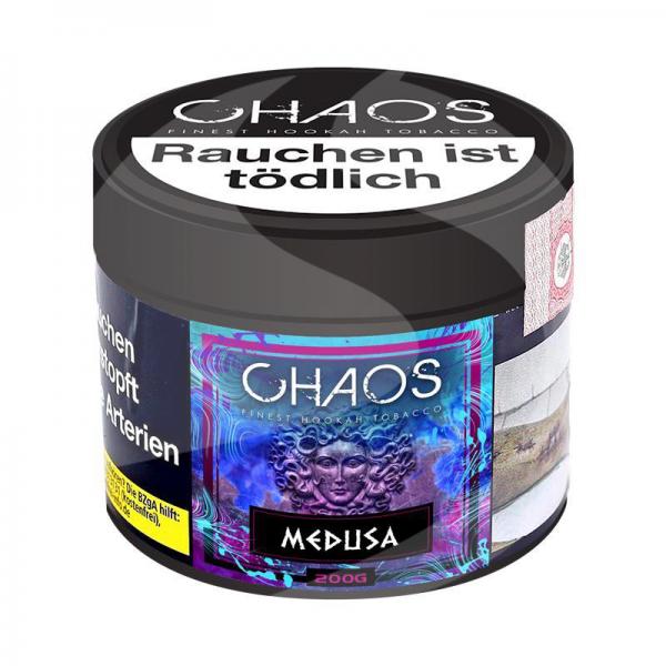 Chaos Tabak 200g -Medusa