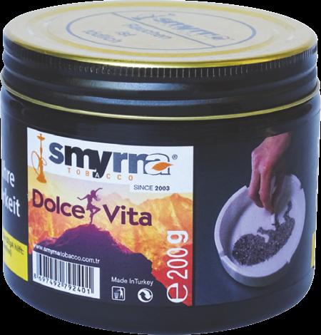 Smyrna Tobacco 200g - Dolce Vita
