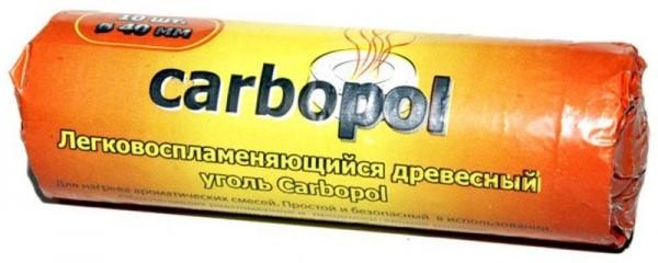 Carbopol 40 mm Selbstzünder - 10er Rolle